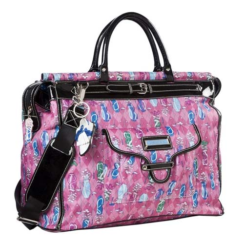Sydney Love Ladies Pink Golf Getaway Bags