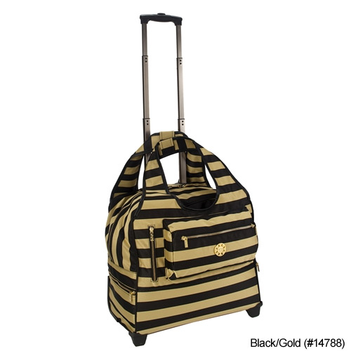 Sydney Love Ladies Colorful Stripe Day Trip Bags
