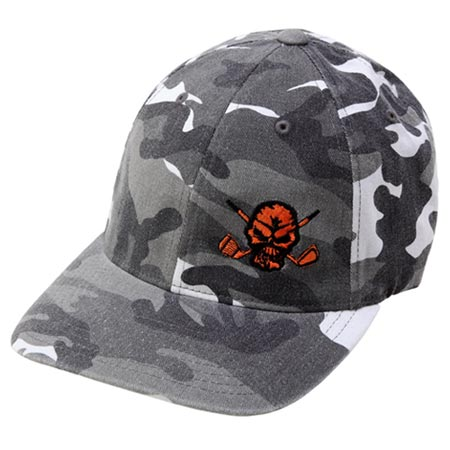Tattoo Golf Camo Golf Hat