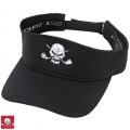 Tattoo Golf FlexFit Golf Visor w/ Skull Design