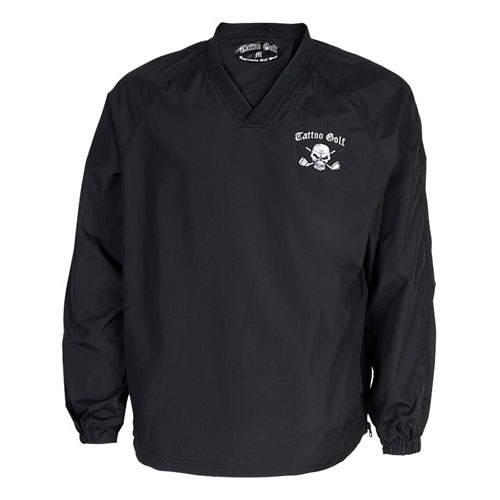 Tattoo Golf Wind Shirts