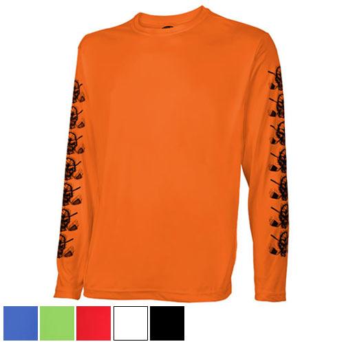 Tattoo Golf High Performance Long Sleeve Sport Shirts (#SS010)