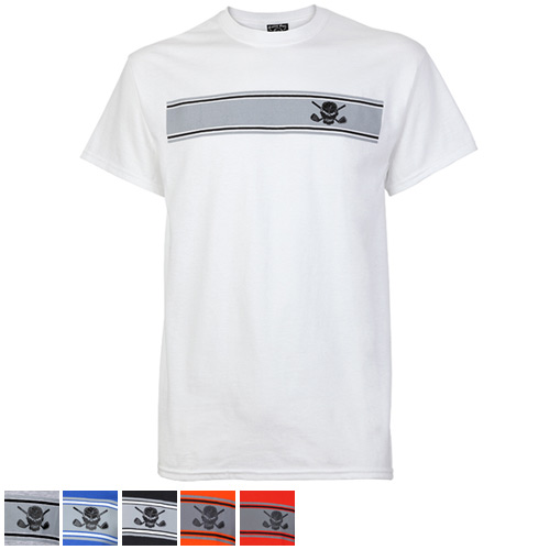 Tattoo Golf Clubhouse Skull T-Shirts