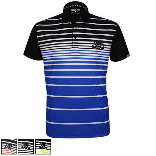 Tattoo Golf The Fade Golf Shirts