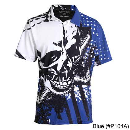 TattooGolf The Blade Performance Polo Shirts