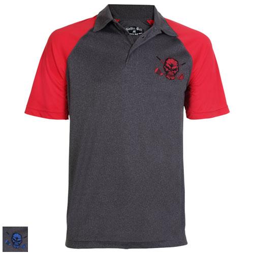 タトゥーゴルフ The Continental Performance Golf Shirts