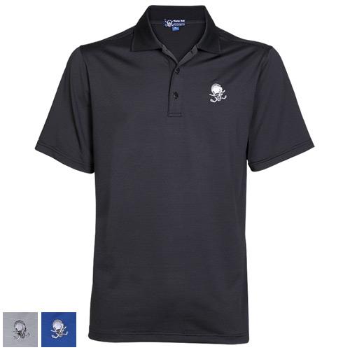 タトゥーゴルフ The VIP Fine Stripe Polo Shirts