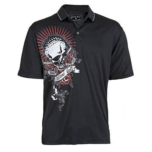TattooGolf Bad Lies Polo Shirts (#P017)