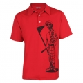 TattooGolf Mr Bones Performance Polo Shirts