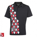 Tattoo Golf Monster Performance Golf Polos