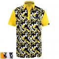 Tattoo Golf Camo ProCool Golf Shirts