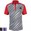 Tattoo Golf Houndstooth ProCool Golf Shirts