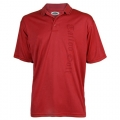 TattooGolf Red Polo Shirt