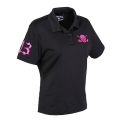 TattooGolf Ladies Lucky 13 Performance Polo Shirts