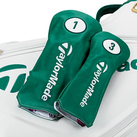 TaylorMade 19 Season Opener Commemorative Headcovers