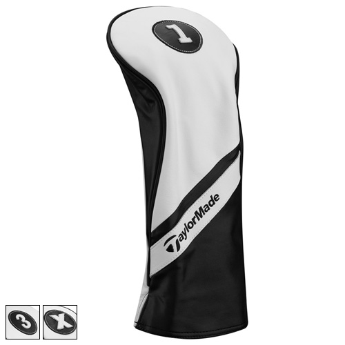 TaylorMade Leather Headcovers