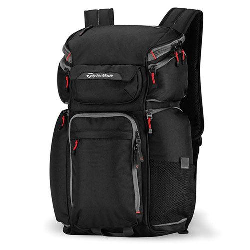 TaylorMade Players Backpacks(11個ポケット!)