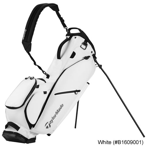 TaylorMade FlexTech Single Strap Stand Bag