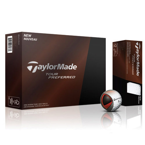 TaylorMade 2014 Tour Preferred Golf Balls