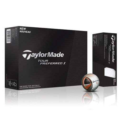 TaylorMade 2014 Tour Preferred X Golf Balls