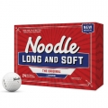 TaylorMade Noodle Long & Soft Golf Balls (24 Balls)