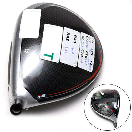 TaylorMade M5 TOUR Driver Head Only