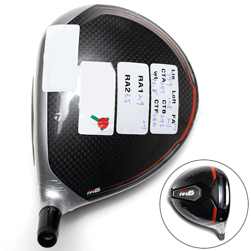 TaylorMade M6 TOUR Driver Head Only