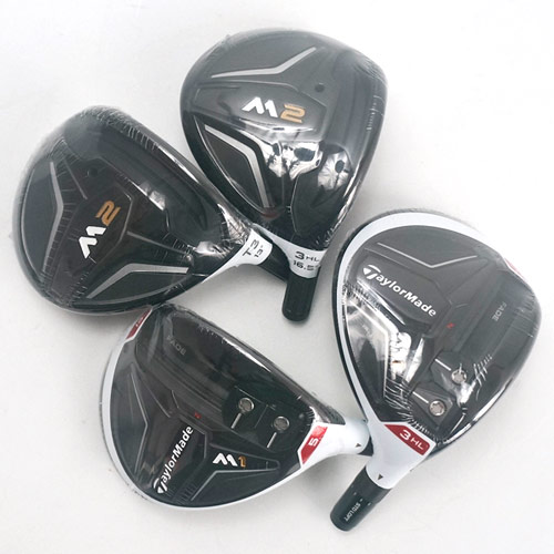 TaylorMade M2/M1 PGA Fairway Wood (Head Only)