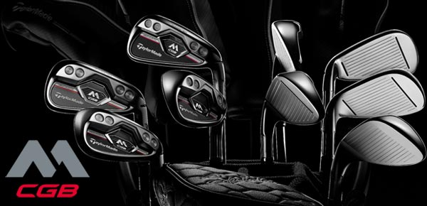TaylorMade M CGB Irons/><br />