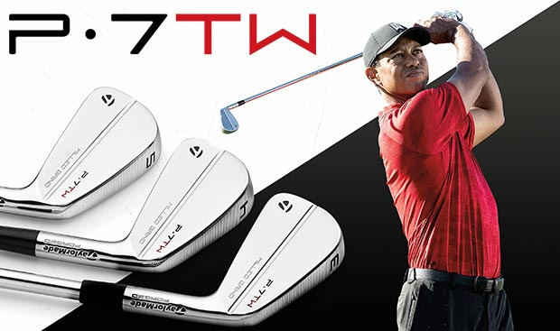 TaylorMade P7 TW Tiger Specs Irons