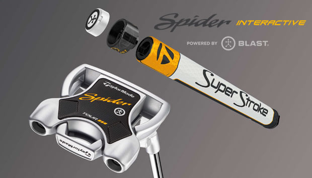 TaylorMade Spider Interactive L Neck Putter