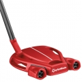 TaylorMade Spider Tour Red w/Sight Line Putter