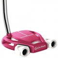 TaylorMade MySpider Pink/White Tour Custom Putter