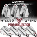 TaylorMade Milled Grind Personalized 特注ウェッジ