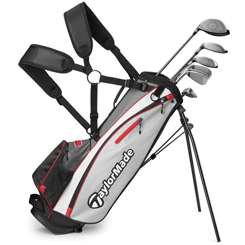 TaylorMade Junior Phenom K40 8 Piece Set (Age 9-12)