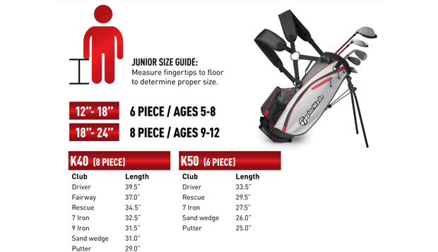 TaylorMade Junior Phenom