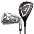 TaylorMade Ladies M CGB Combo Iron Set