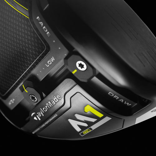 TaylorMade 2017 M1 Adjustable Weight