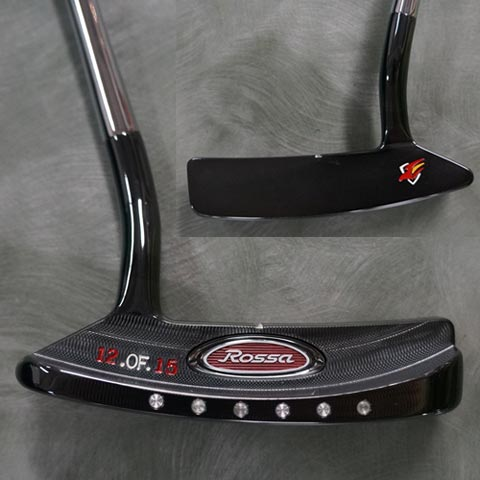 TaylorMade Tour Imola 8 Black Oxide Putter 122 (12 of 15)