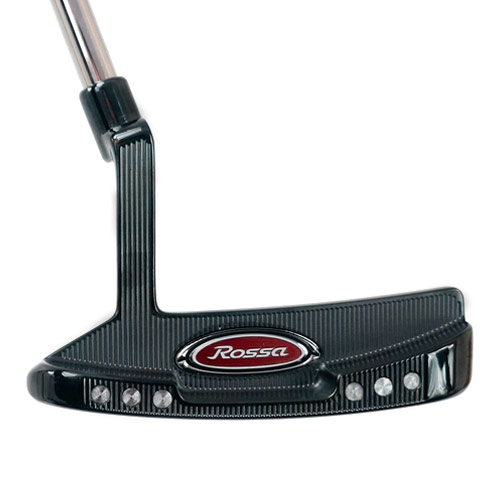 TaylorMade Tour Imola 8 Black Oxide Putter #1