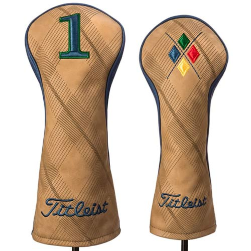 Titleist Britain Inspired Headcover Set