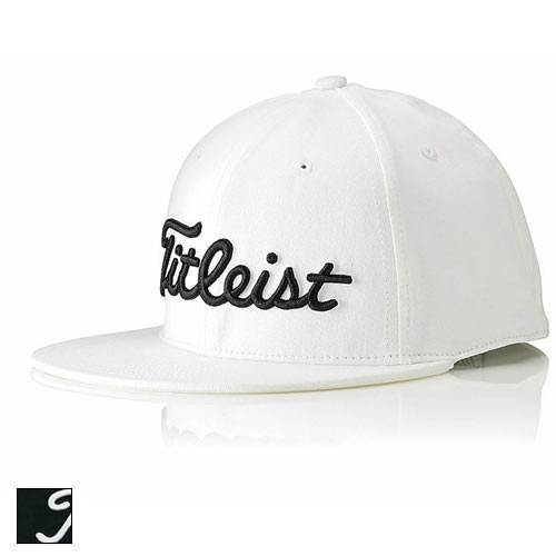 Titleist Fitted Flat Bill Caps (#TH2FFB-01)