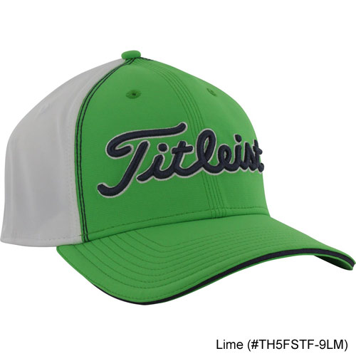 Titleist Stretch Tech Fitted Caps