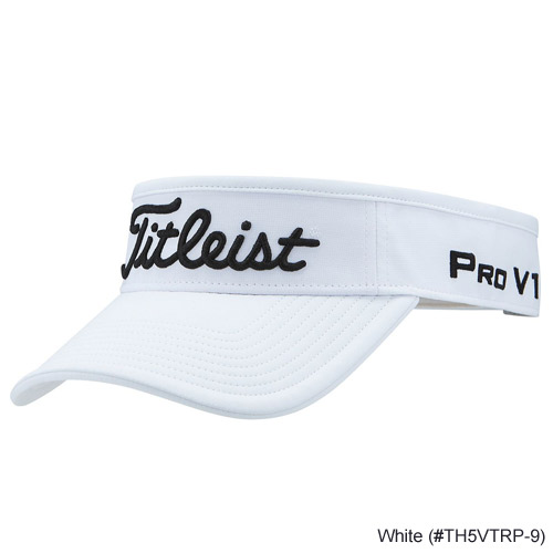 Titleist 2017 Tour Performance Visor - Click Image to Close