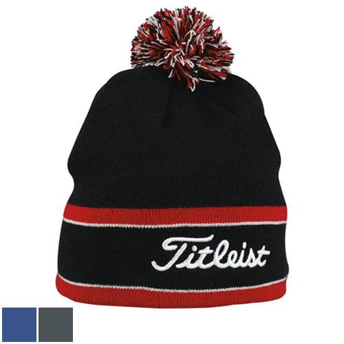 タイトリスト Pom Pom Winter Hat (#TH6WEAWHP-9)