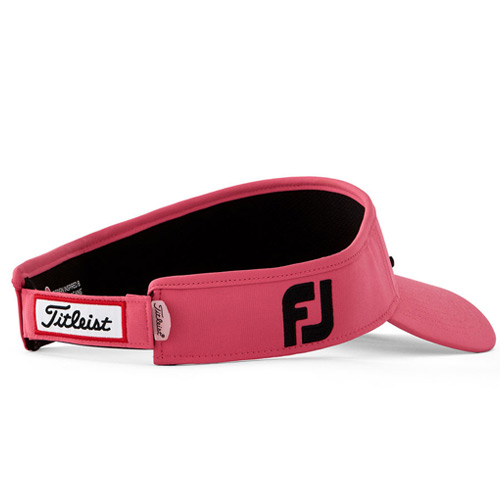 Titleist Pink Out Collection Tour Performance Visor