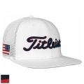 Titleist USA Flag Tour Flat Bill Hat