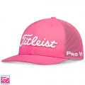 Titleist Pink Out Tour Snapback Mesh Hat