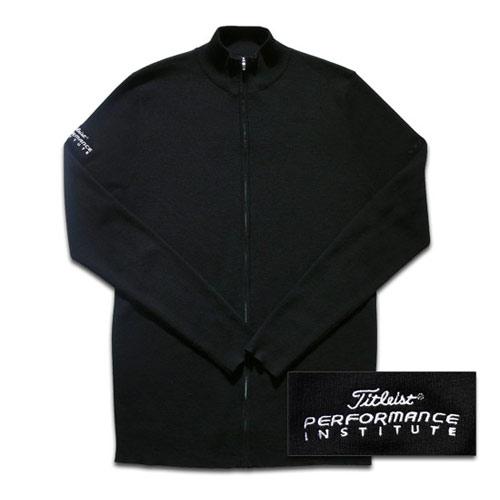 タイトリスト Slim Fit Full Zip Merino Jackets (#DS1588)