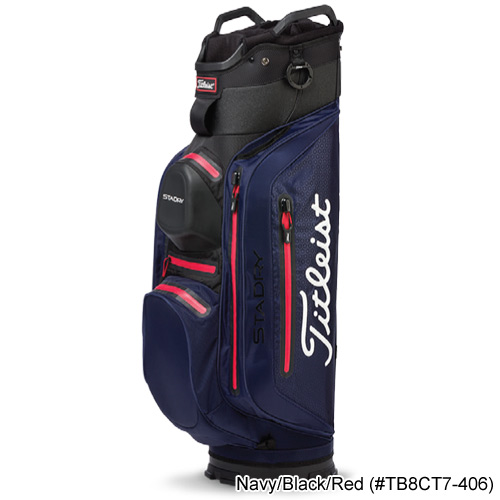 Titleist Sta Dry Deluxe Cart Bag